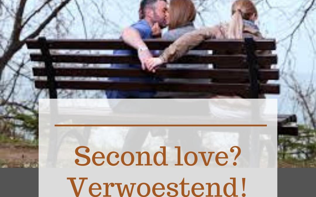 Second love… (ver)woest(end) aantrekkelijk